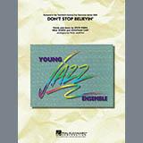 Dont Stop Believin - Jazz Ensemble