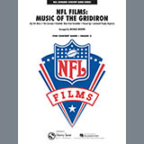 NFL Films: Music Of The Gridiron - Concert Band Noter
