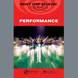Dont Stop Believin - Marching Band Partituras