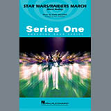 Paul Lavender Star Wars/Raiders March - Eb Alto Sax cover art
