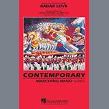Golden Earring Radar Love (arr. Paul Murtha) - Cymbals cover art