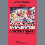 Life Is A Highway - Marching Band Noter