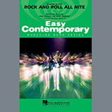 Paul Murtha Rock And Roll All Nite l'art de couverture