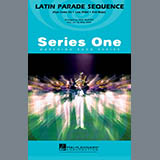 Latin Parade Sequence - Marching Band Sheet Music
