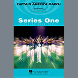 Captain America March - Marching Band