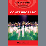 Michael Brown Cheap Thrills - Conductor Score (Full Score) cover art