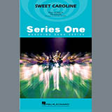 Michael Brown Sweet Caroline - Bb Horn/3rd Bb Tpt cover kunst