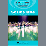 Michael Brown Crazy Train l'art de couverture