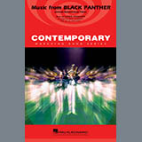 Music from Black Panther (arr. Matt Conaway) - Marching Band