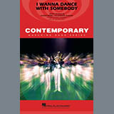 Whitney Houston I Wanna Dance with Somebody (arr. Conaway and Holt) - Quad Toms cover art