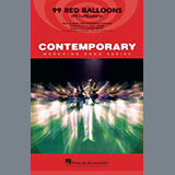 Nena 99 Red Balloons (arr. Holt and Conaway) - 1st Bb Trumpet cover art