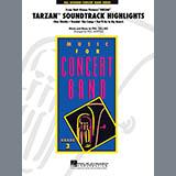 Phil Collins - Tarzan Soundtrack Highlights (from Disney's Tarzan) (arr. Paul Murtha) - Full Score