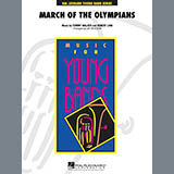 March Of The Olympians - Concert Band Sheet Music
