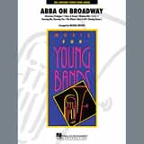 ABBA - ABBA on Broadway (arr. Michael Brown) - Eb Alto Saxophone 2