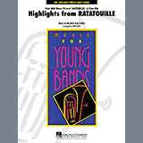 Highlights from Ratatouille - Concert Band