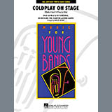 Coldplay on Stage - Concert Band