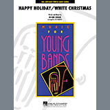Happy Holiday/White Christmas - Concert Band Sheet Music