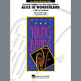 Alice In Wonderland, Soundtrack Highlights - Concert Band Digitale Noter