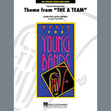 Theme from The A-Team - Concert Band
