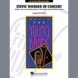 Stevie Wonder In Concert - Concert Band