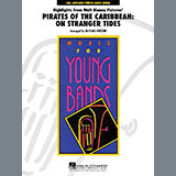 Highlights from Pirates Of The Caribbean: On Stranger Tides - Concert Band