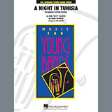 A Night In Tunisia (Saxophone Section Feature) - Concert Band Sheet Music