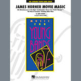 James Horner Movie Magic - Concert Band