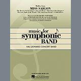 Medley from Miss Saigon (arr. Warren Barker) - Concert Band Sheet Music