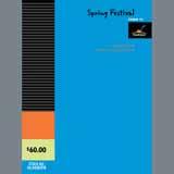 Spring Festival - Concert Band Sheet Music