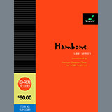 Hambone - Concert Band Sheet Music