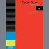 Rhythm Stand - Concert Band Sheet Music