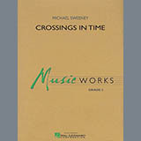 Crossings In Time - Concert Band