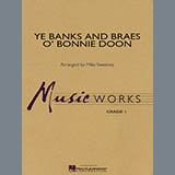 Ye Banks and Braes o Bonnie Doon - Concert Band