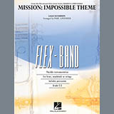 Lalo Schifrin Mission: Impossible Theme (arr. Paul Lavender) - Percussion 2 cover kunst