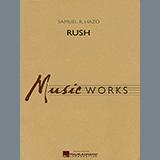 Samuel R. Hazo Rush cover art