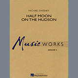 Half Moon On The Hudson - Concert Band Bladmuziek
