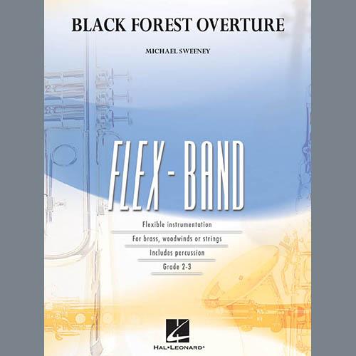 Black Forest Overture - Conductor Score (Full Score)