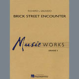 Brick Street Encounter - Concert Band Sheet Music