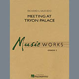 Meeting at Tryon Palace - Concert Band Sheet Music