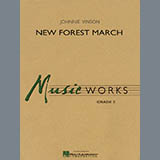 New Forest March - Concert Band Digitale Noter