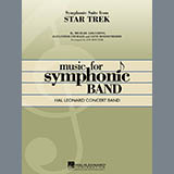 Symphonic Suite from Star Trek - Concert Band
