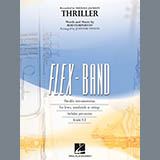 Thriller (Arr. Johnnie Vinson) - Concert Band:Flex-Band