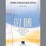 Three Czech Folk Songs - Concert Band