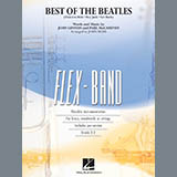 The Beatles - Best of The Beatles (arr. John Moss) - Pt.5 - Bb Bass Clarinet