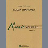 Black Diamond - Concert Band Noter