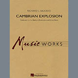 Richard L. Saucedo Cambrian Explosion cover art