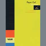 Paper Cut - Concert Band Noten