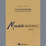 Robert Buckley Windjammer (Voyage Aboard A Tall Ship) cover art
