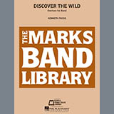 Discover The Wild - Concert Band Bladmuziek