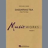 Sassafras Tea (Cajun Two-Step) - Full Score